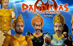 Pandavas movie