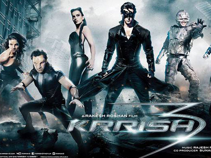 Krrish 3 Animation Reviewanimation Review