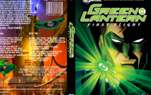 Green Lantern-First Flight
