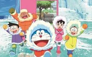 Doraemon the MovieGreat Adventure in the Antarctic Kachi Kochi
