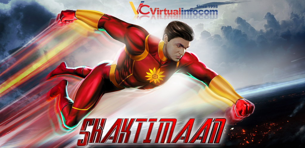 Shaktimaan 3D Game