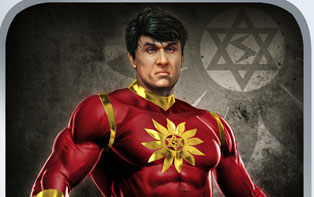 Shaktimaan Game