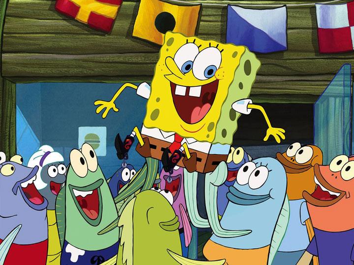 The SpongeBob Sqaurepants Movie